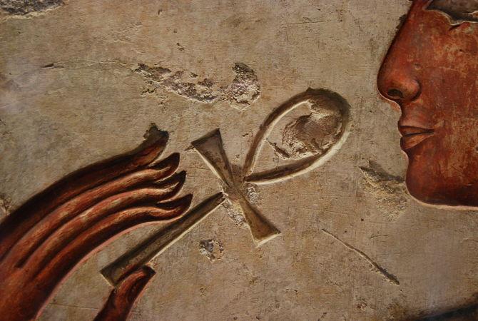 Египетский иероглиф анкх