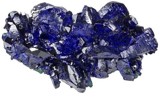 Кристаллы камня