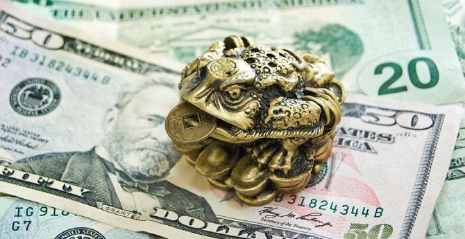 Статуэтка не валюте