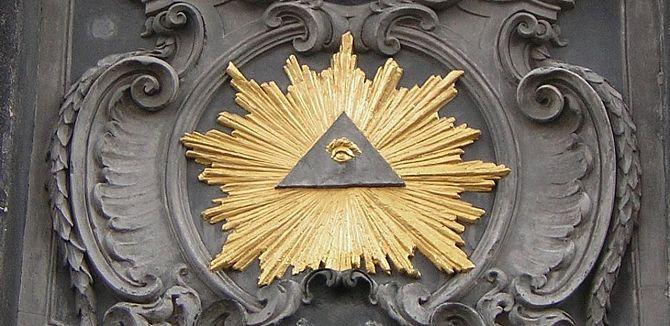 Символ на храме