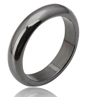 Гематитовое кольцо