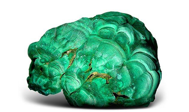 Зеленый малахит