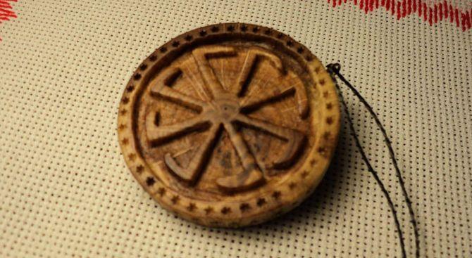 Деревянный символ