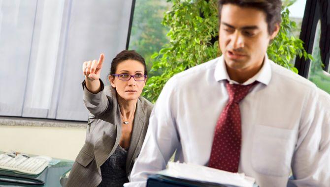 Ссоры на работе