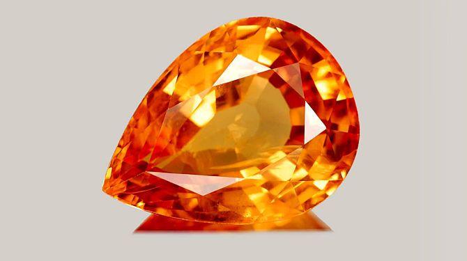 Ценный минерал
