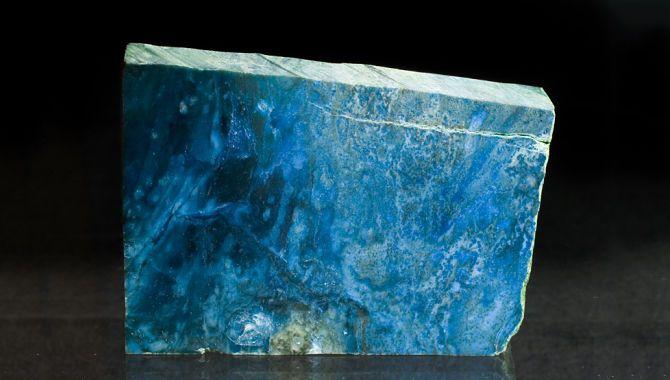 Сине - голубой нефрит