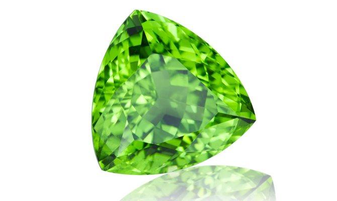 Зеленый самоцвет