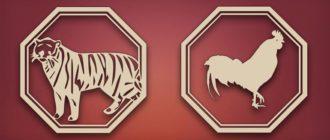 Тигр и петух