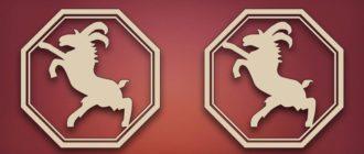 Коза и коза