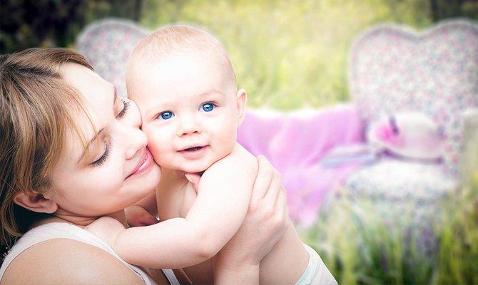 Мать и ее ребенок