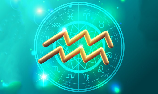 Водолей знак зодиака