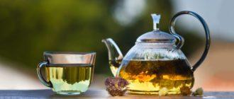 Не разбавляйте чай холодной водой