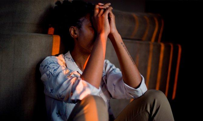 упадок сил и стресс