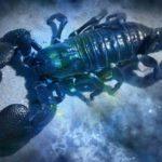 Мужчина скорпион