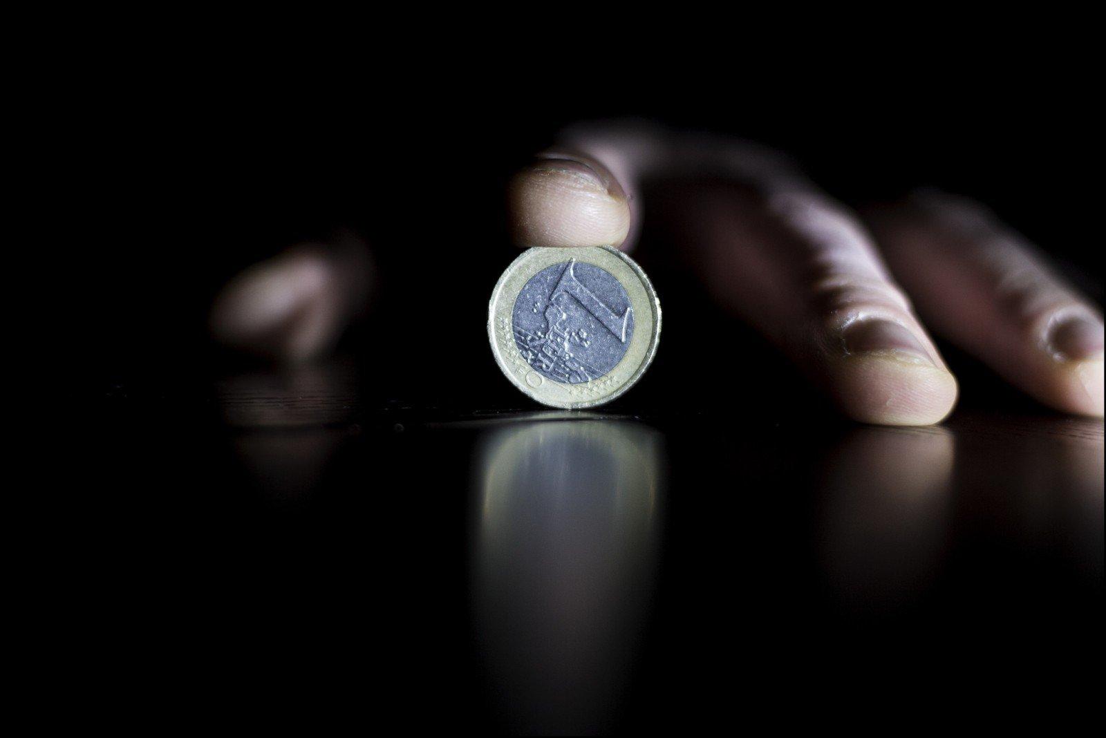 Заколдованная монета