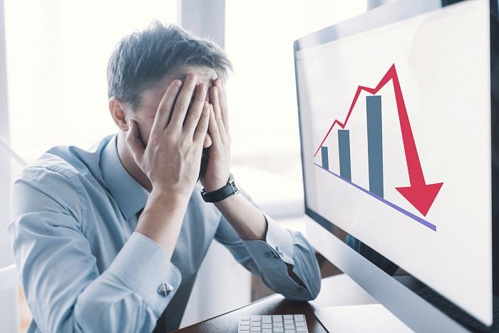 Утраты, проблемы с финансами, неудача, провал